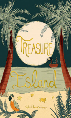 Book - Treasure Island