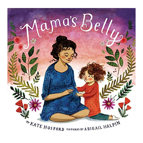 Book - Mama's Belly