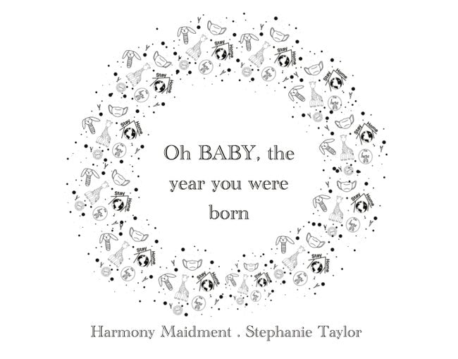Book - Oh Baby The Year You Were Born