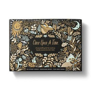 Once Upon A Time - Story Cards/Keepsake Book
