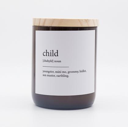 Dictionary Meaning Candle - Child