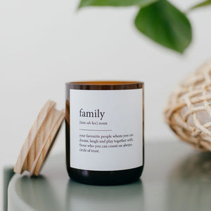 Dictionary Meaning Candle - Family