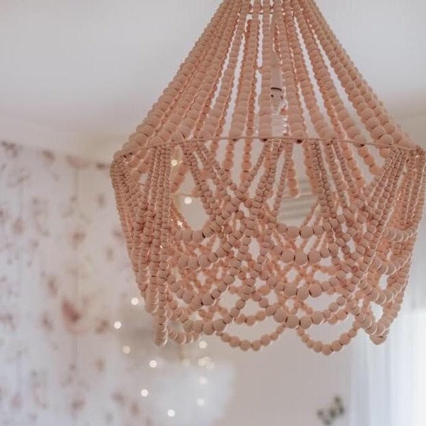 Beaded Chandelier Light - The Grande - MAXI (2 WEEK TURNAROUND)