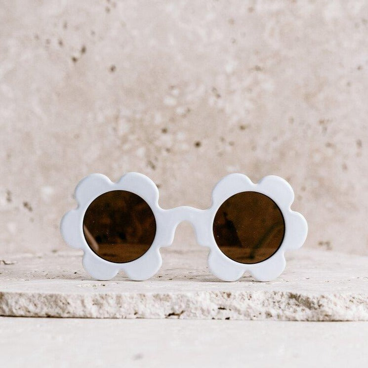Daisy Sunglasses - Marshmallow