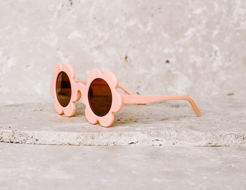 Daisy Sunglasses - Orange Fizz