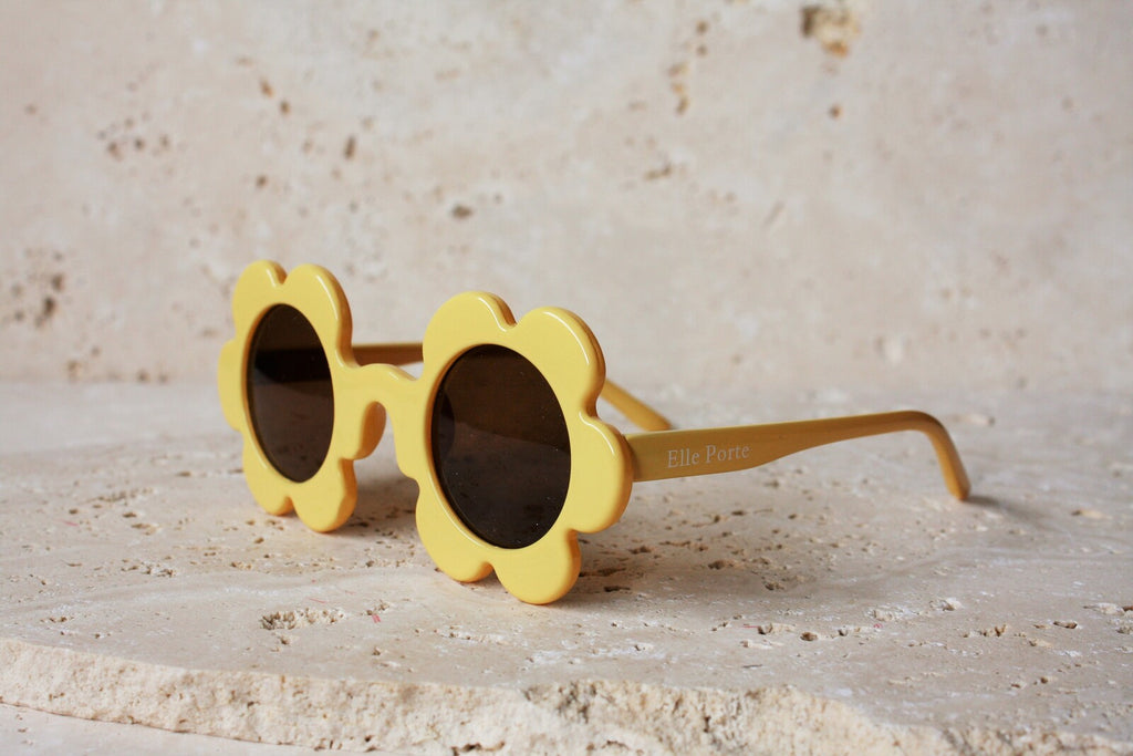 Daisy Sunglasses - Banana Split