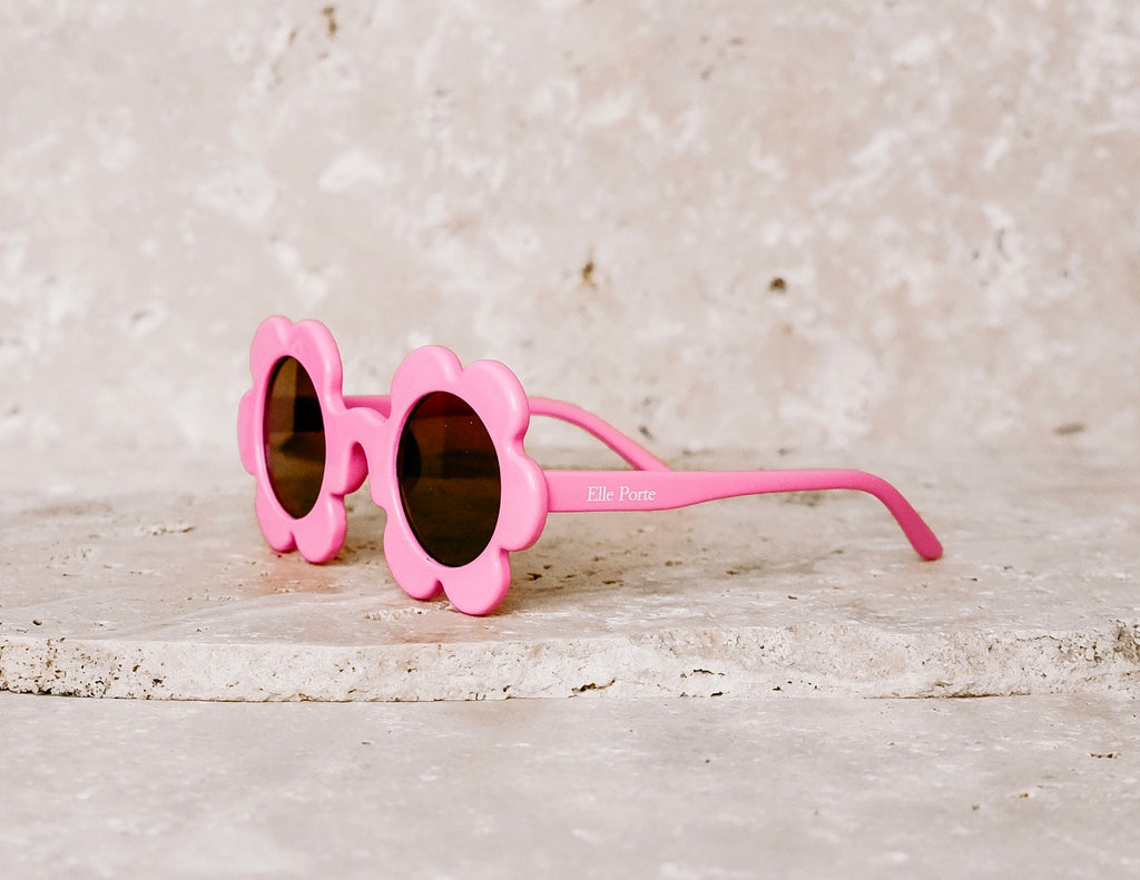 Daisy Sunglasses - Bubblegum
