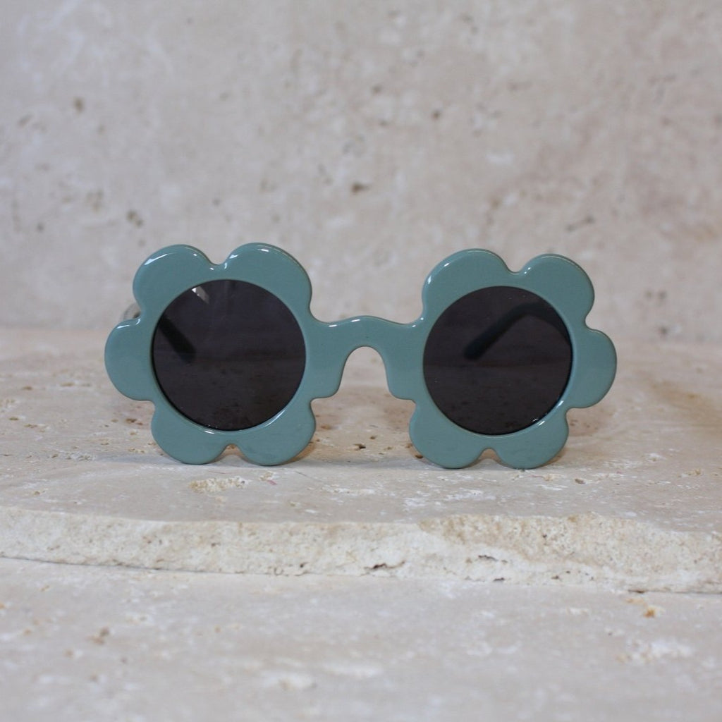 Daisy Sunglasses - Spearmint Twist