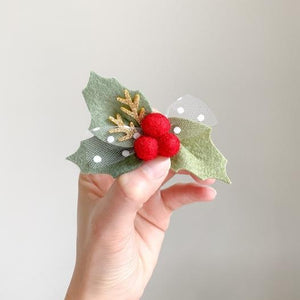 Christmas 2020 - Berries Headband - Red