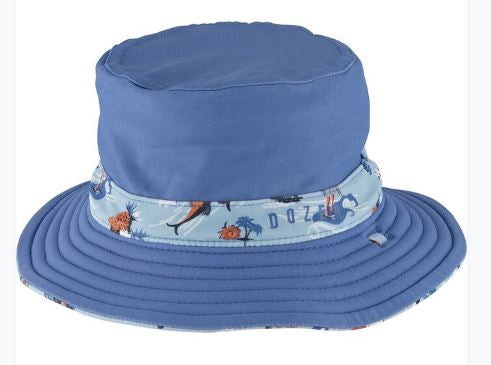 Hat - Baby Boy - Makai Swim Hat (0-2 years)