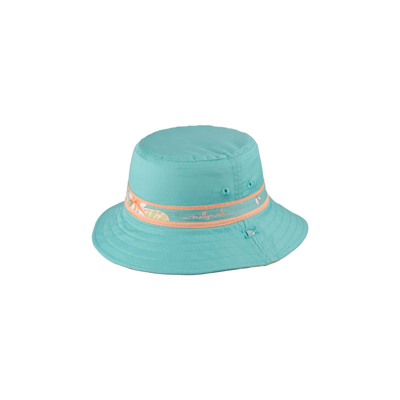 Hat - Girls - Leilani Teal (2+ years)