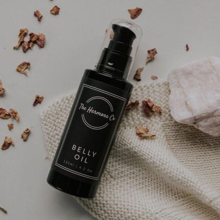 Hermosa Belly Oil 125ml