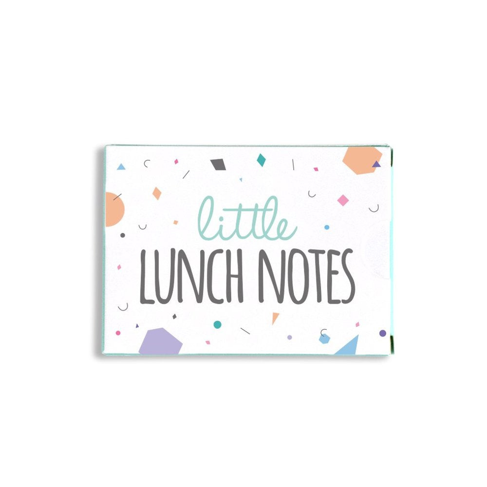 Little Lunch Notes