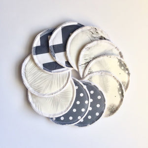 Milky Pads Value Pack - Greys