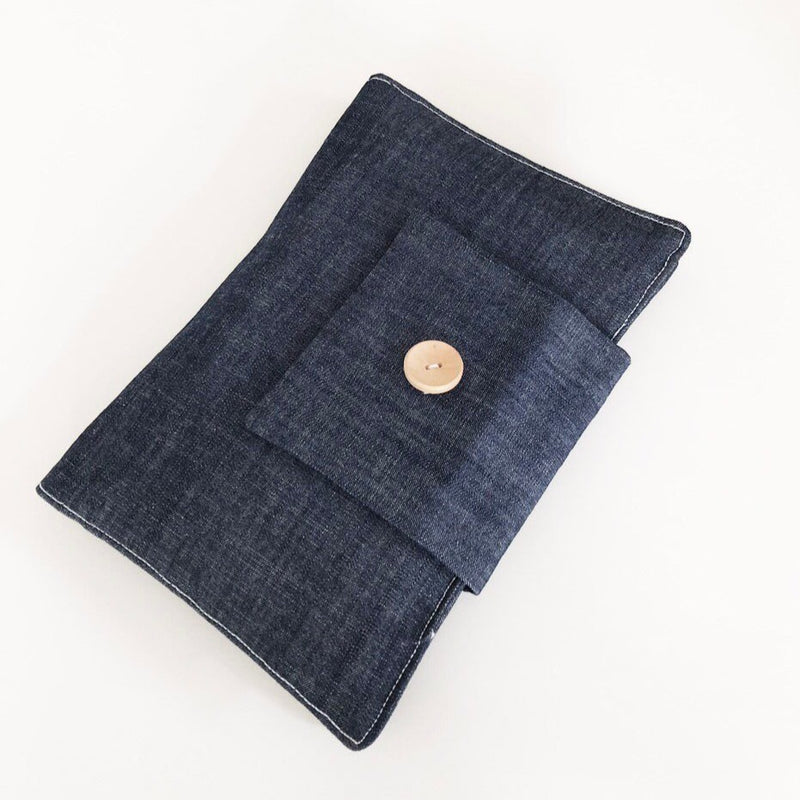 Nappy Wallet - Denim