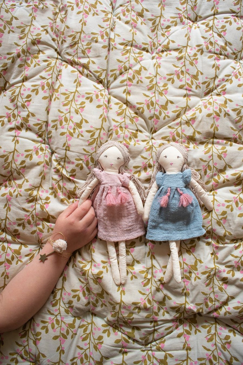 Baby Doll Lily - Blue