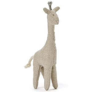 Mini Giraffe Baby Rattle