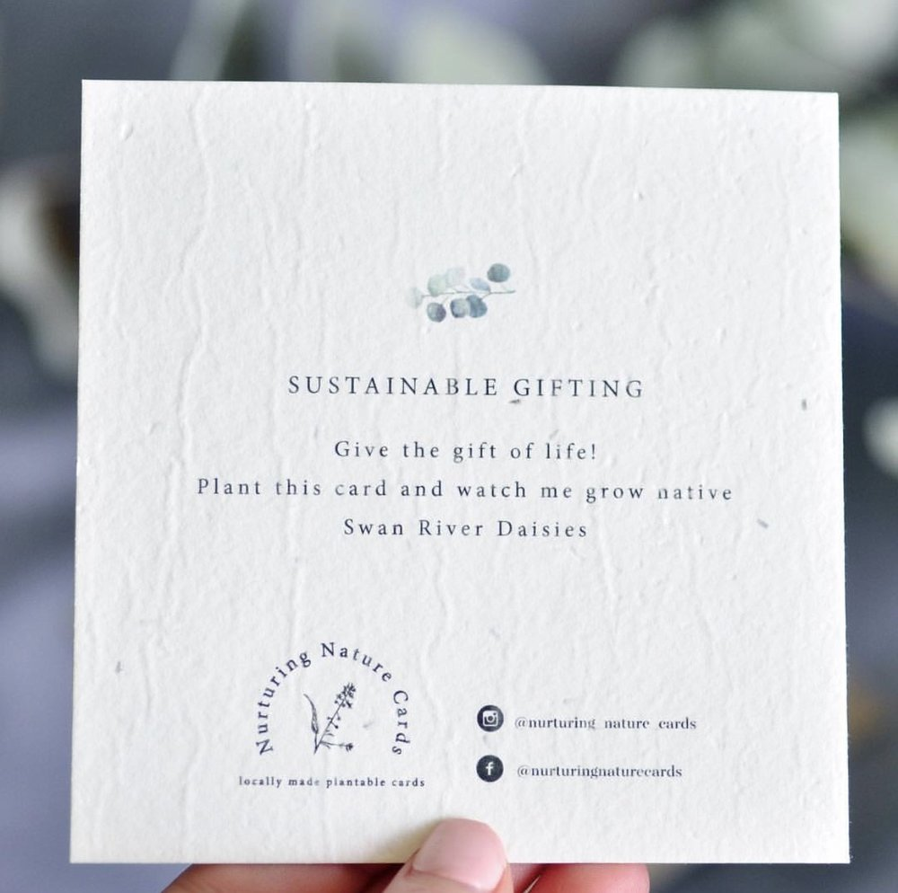 Plantable Gift Card - Little One