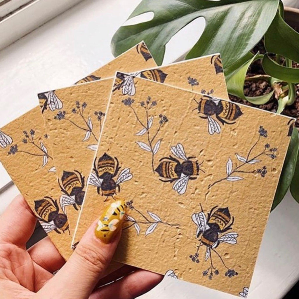 Plantable Gift Card - Bees