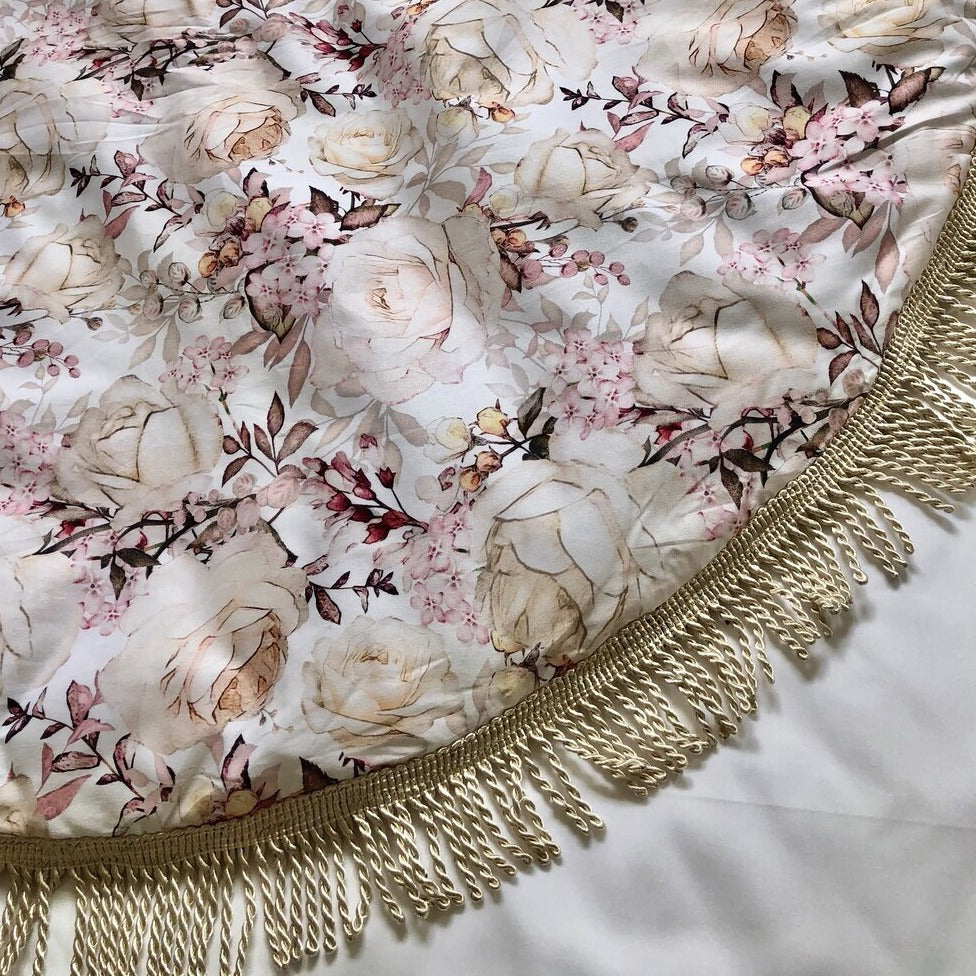 Playmat Round Large - Luxe Willow (2-3 WEEKS TURNAROUND)