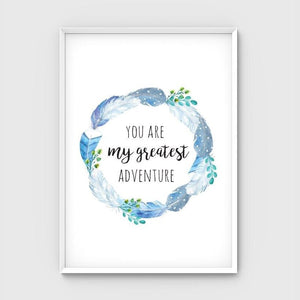 Print - Greatest Adventure