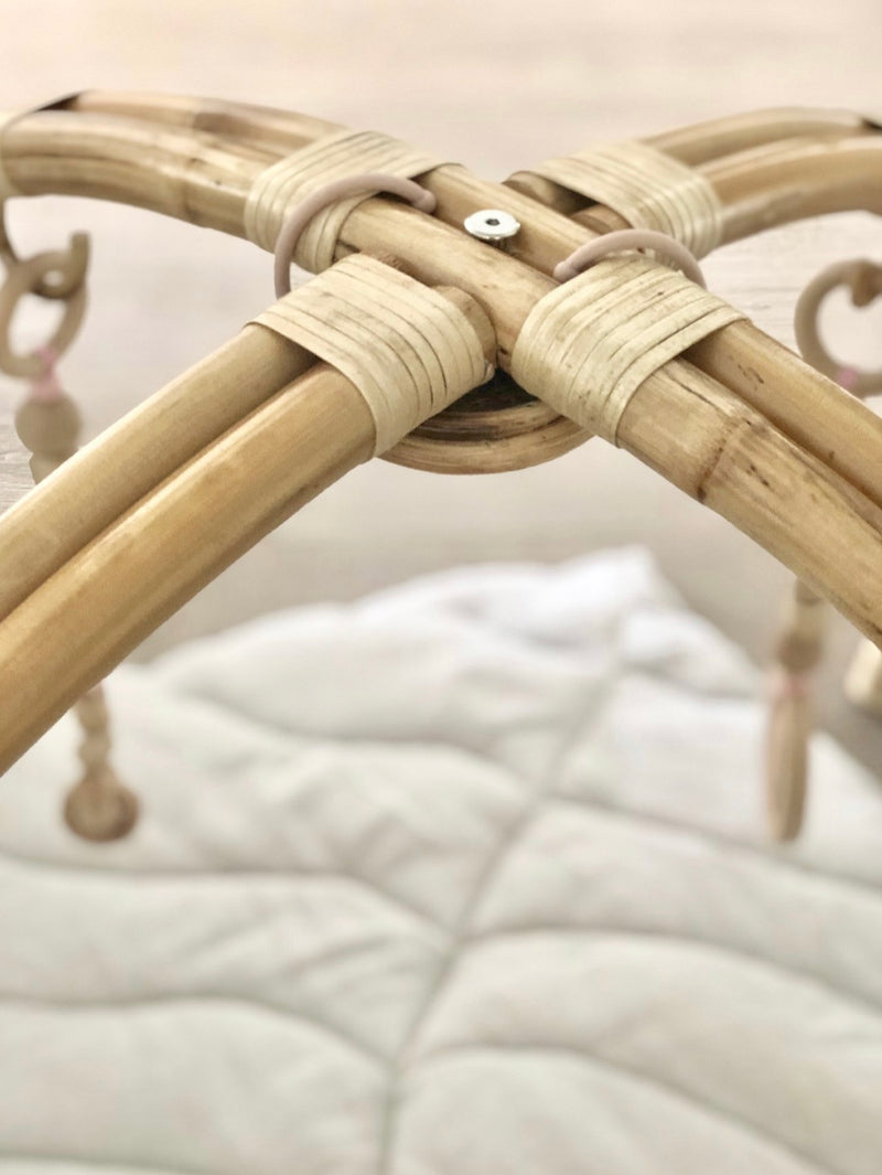 Rattan Play Dome (PREORDER - LATE OCTOBER DELIVERY)
