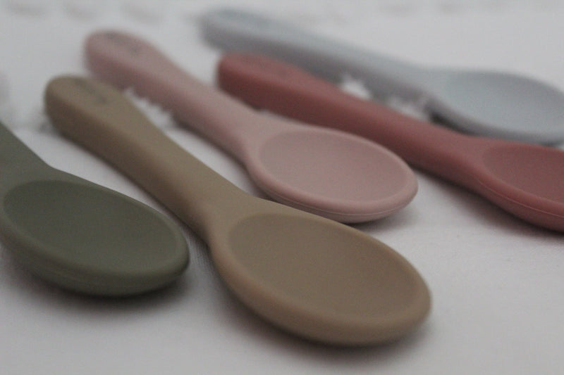 Silicone Spoons - Set of 2