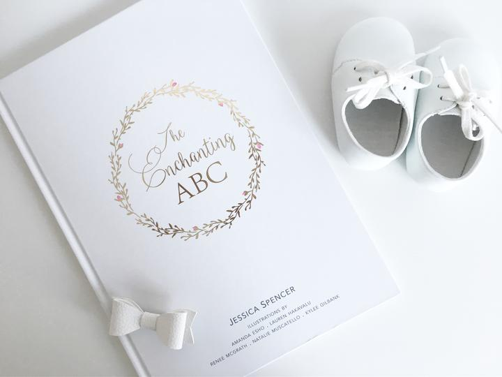 Book - The Enchanting ABC