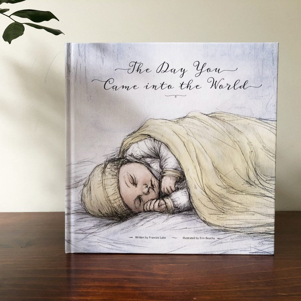 Book - The Day You Came Into The World