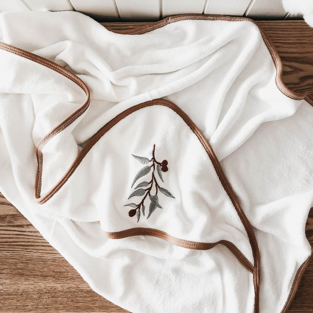 Hooded Bath Towel - Ray