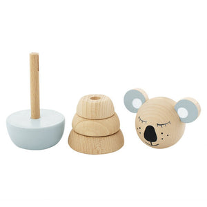 Wooden Stacking Puzzle Koala - Sydney