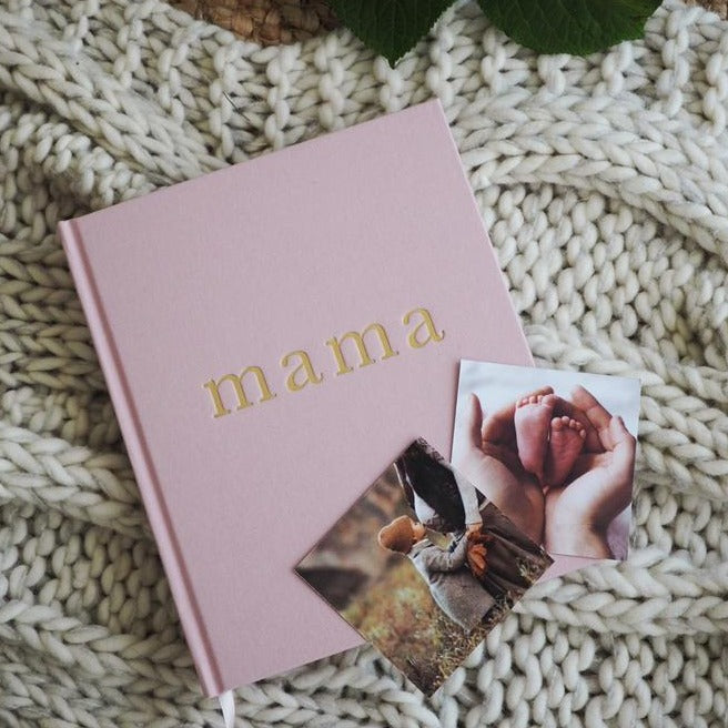 Journal - Mama Tell Me About It - Pink