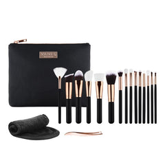 Christmas Makeup Brush Collection