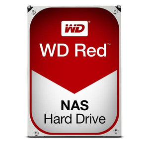"Western Digital Red 3.5"" 5TB 5400RPM SATA III 64Mb NAS Hard Drive"