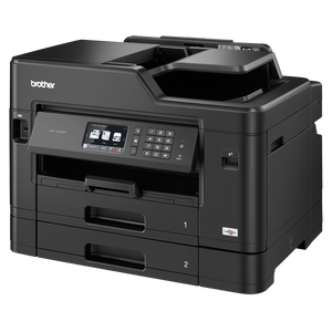 Business Inkjet Multi-Function with A3 printing capability, wireless networking and FAX