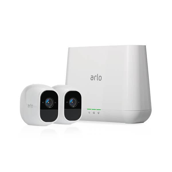 Arlo Pro2 HD Wi-Fi CCTV 2 Camera Kit
