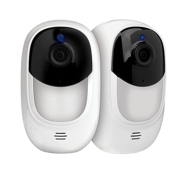 Uniden Guardian App Cam Solo+ Twin Pack