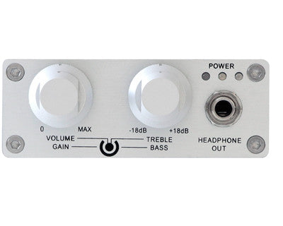 Phil Jones Pure Sound Amp: HA-1 BigHead Mobile Headphone Amp for Bass