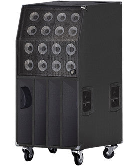 "Phil Jones Pure Sound Cab: Piranha 16H Bass Horn Cabinet - 16x5"" / 1600w"