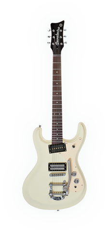 Danelectro The 64 - Mosrite-style Guitar
