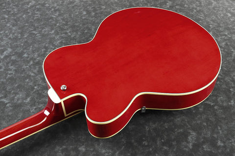 Ibanez Artcore AF75T TCD - Hollowbody - Transparent Cherry Red