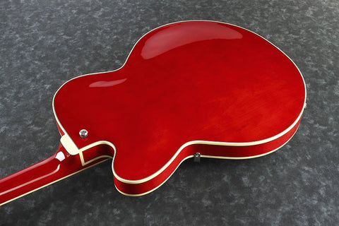 Ibanez Artcore AFS75T TCD - Slim Hollowbody - Transparent Cherry Red