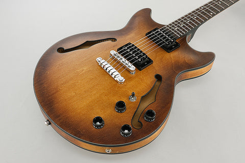 Ibanez Artcore AM73B TF - Semi-Hollow - Tobacco Flat