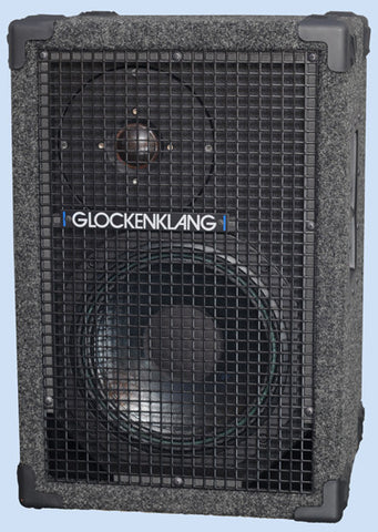 "Glockenklang Cab: Acoustic Art Light MkIV Bass Cabinet - 1x10"" - 200w"