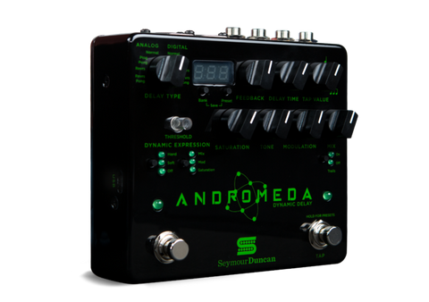 Seymour Duncan Effects - Andromeda - Dynamic Digital Delay