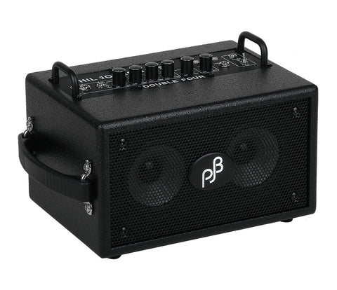 Phil Jones Pure Sound Combo Amp: BG-75 Double Four 75w Bass Combo - 2x4""