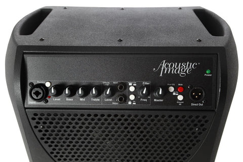 Acoustic Image Contra S4 Combo Amp - 1 Channel / 300w