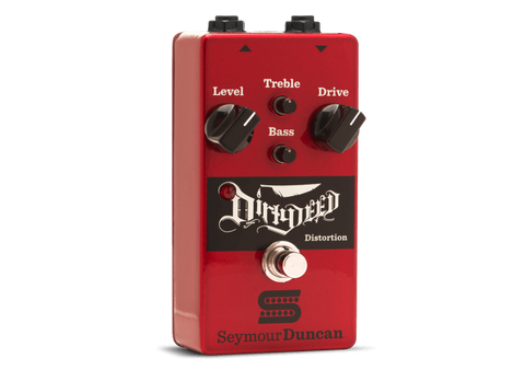Seymour Duncan Effects - Dirty Deed - Analog Distortion