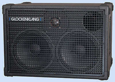 "Glockenklang Cab: Duo Art Neo 2x10"" Bass Cabinet - 400w"