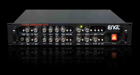 Engl Amp: Special Edition E570 Preamp